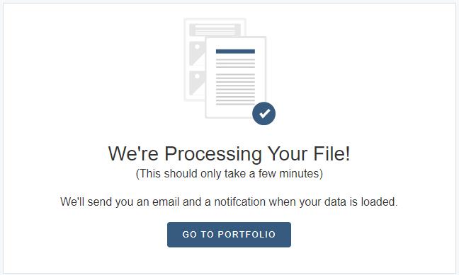 Broker File Upload